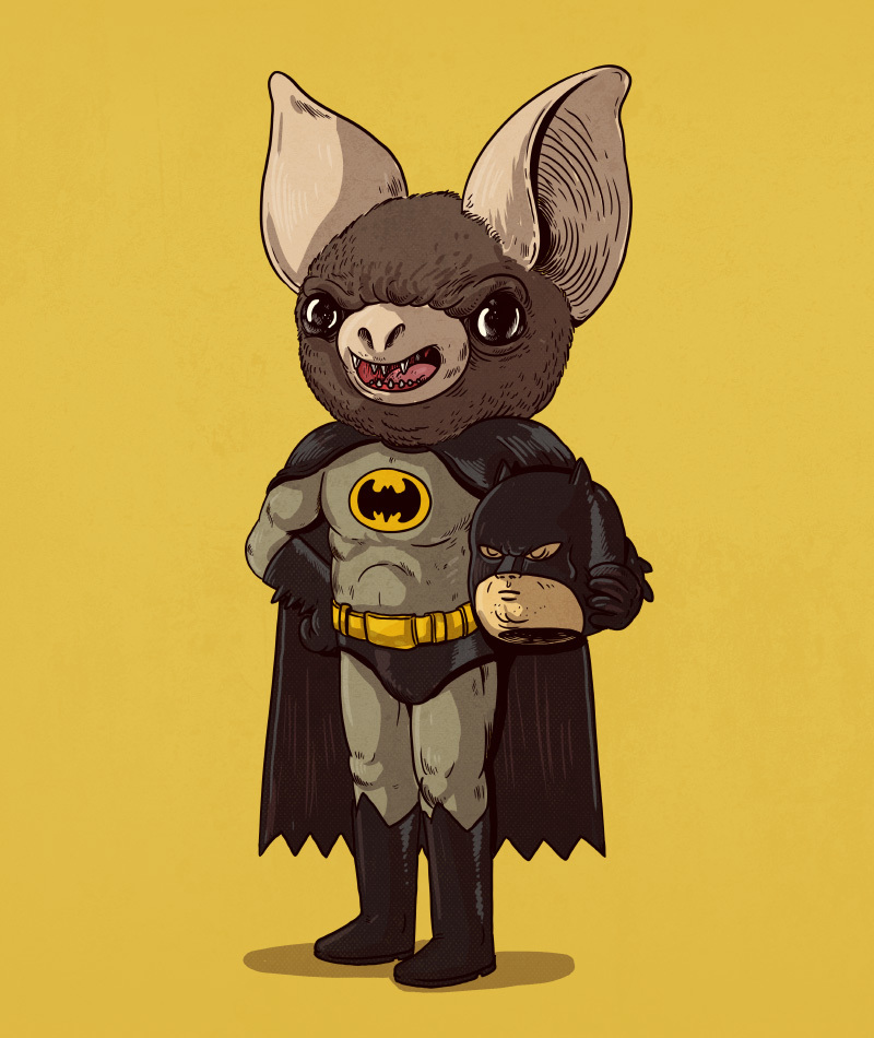Cartoon Characters Unmasked : Iconic characters unmasked huffpost