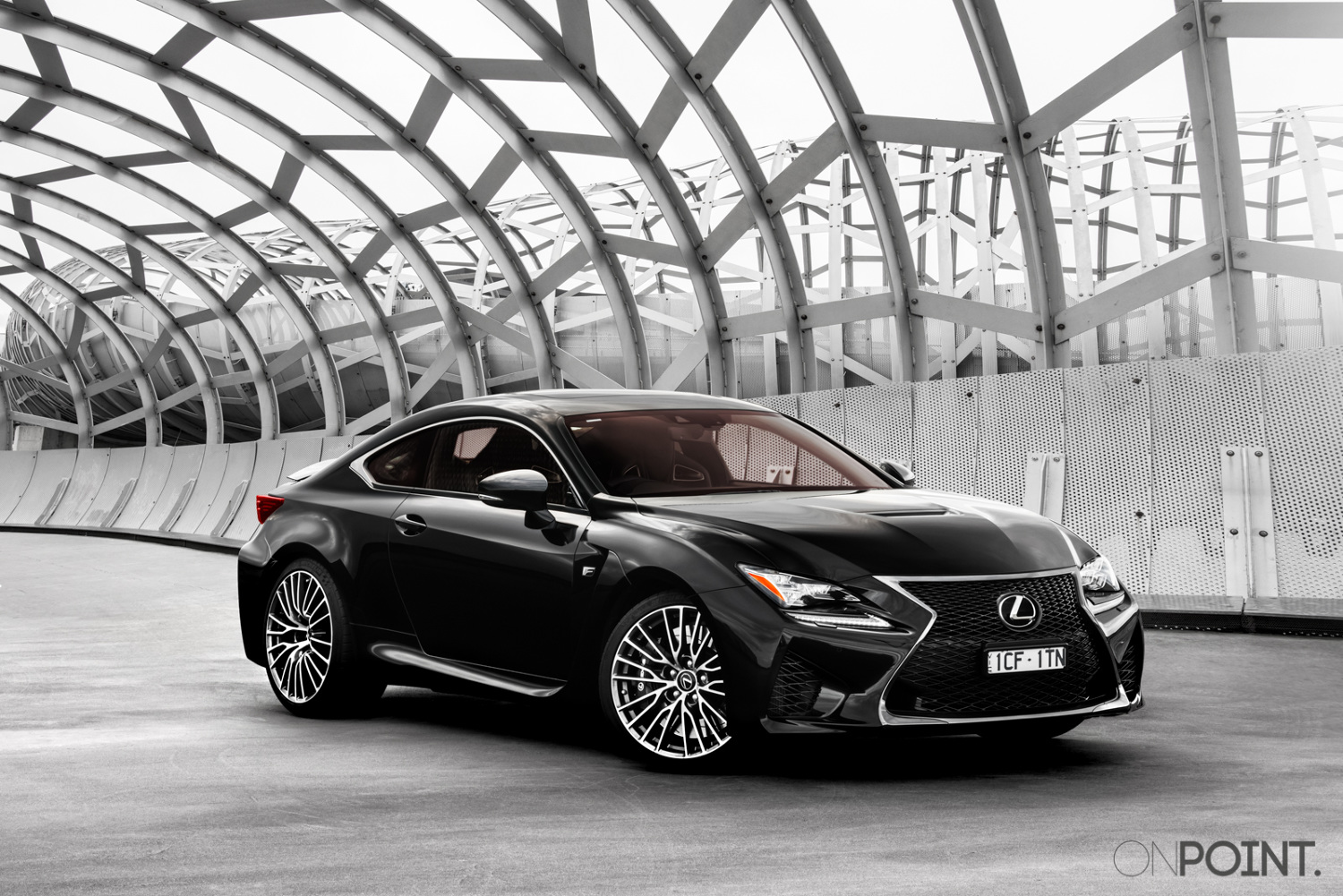 2015 Lexus Rcf Editorial Onpoint