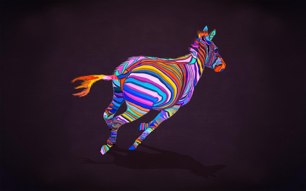 Animales Con Figuras Geometricas. Trendy Me Gusta El Resultado Si ...