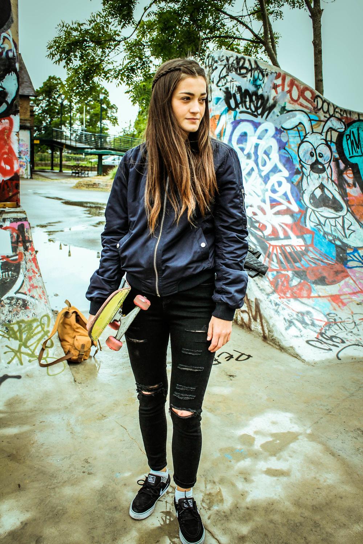 Girls Skateboard Photography | Girls Skateboarding | Girl ...