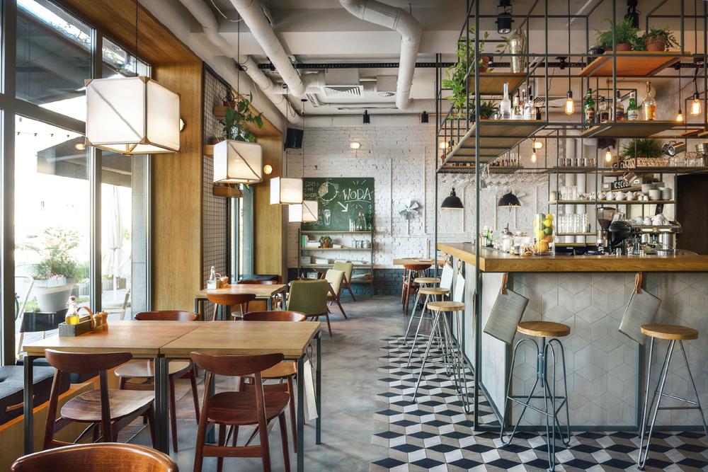Cosmos Cafe Paris